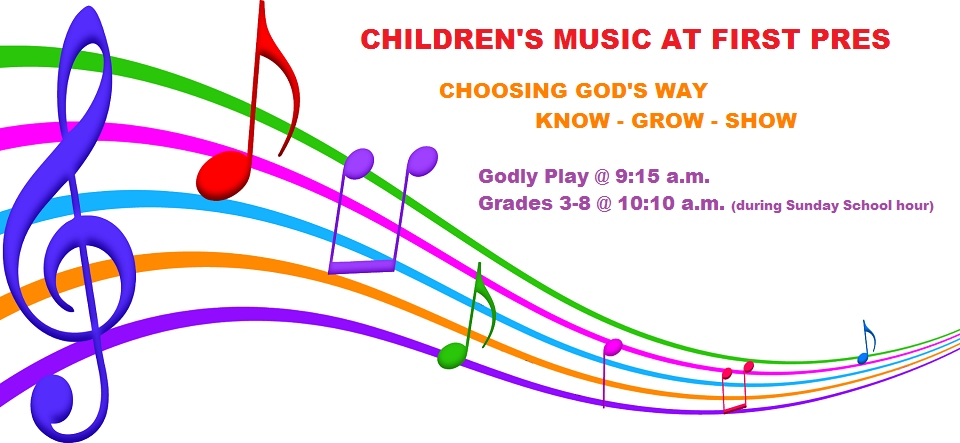 Children's Music At First Pres